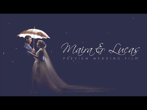 Jansen Produções -  Wedding Film Maira & Lucas