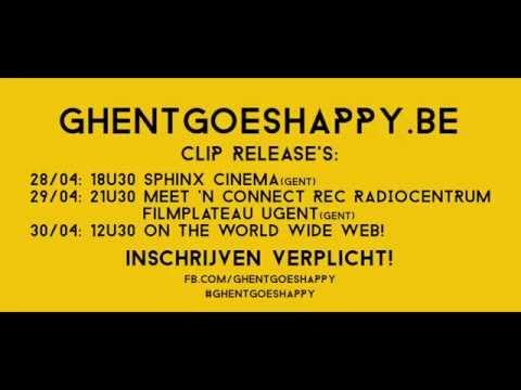 Ghent Goes Happy - Teaser 4: Flashmob