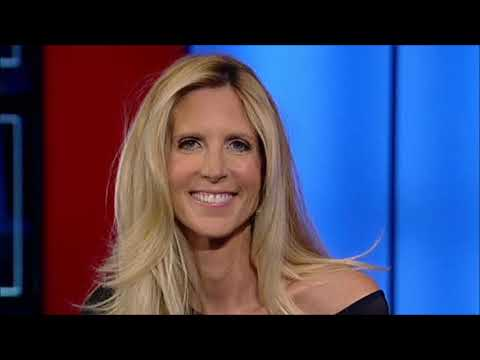 Ann Coulter Responds to Trump's Oval Office Speech