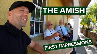 Meeting The Amish - First Impressions 🇺🇸