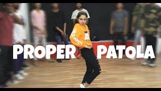 Proper Patola | Dance | Badshah | Aastha gill | Namaste England | choreography by Rishabh Pokhriyal@