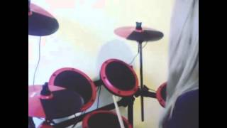 Sia Chandelier Drum cover (teaser)