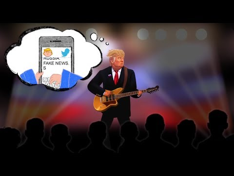 Download Youtube: TWEET - The Animated Trump Parody Music Video