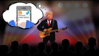 TWEET - The Animated Trump Parody Music Video