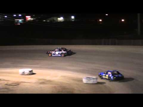 Texas Thunder Speedway 07/20/2013 Outlaw Twister Race