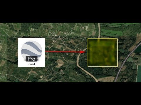 How to convert KMZ google earth To GeoTIFF image format