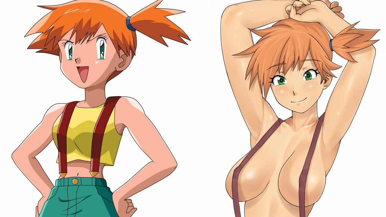 Consider, From in misty naked picture pokemon real exist?