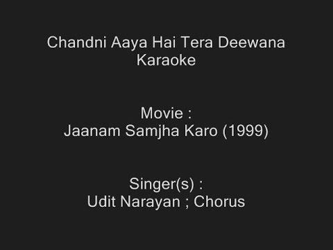 Chandni Aaya Hai Tera Deewana Lyrics - lyricsmotion.com