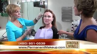 Permanent Make Up Eyebrow Demonstration Thumbnail