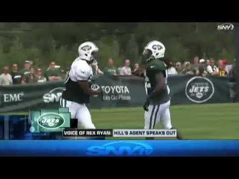 Jets Report: Goodbye Stephen Hill