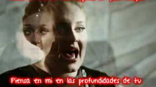 Video Adele   Rolling in the deep Ingles   Español   YouTube download MP3, 3GP, MP4, WEBM, AVI, FLV Agustus 2018