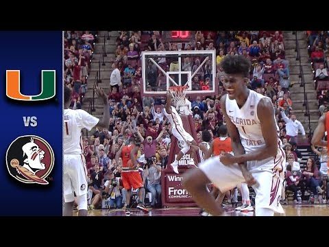 Miami vs. Florida State Men