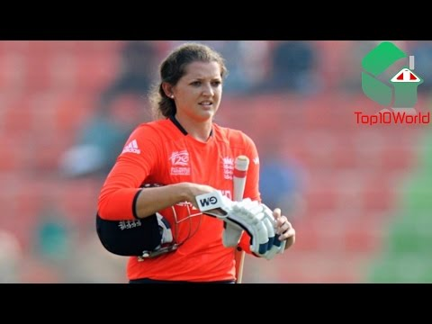 Top 11 Beautiful & Glamorous Female Cricketers In The World