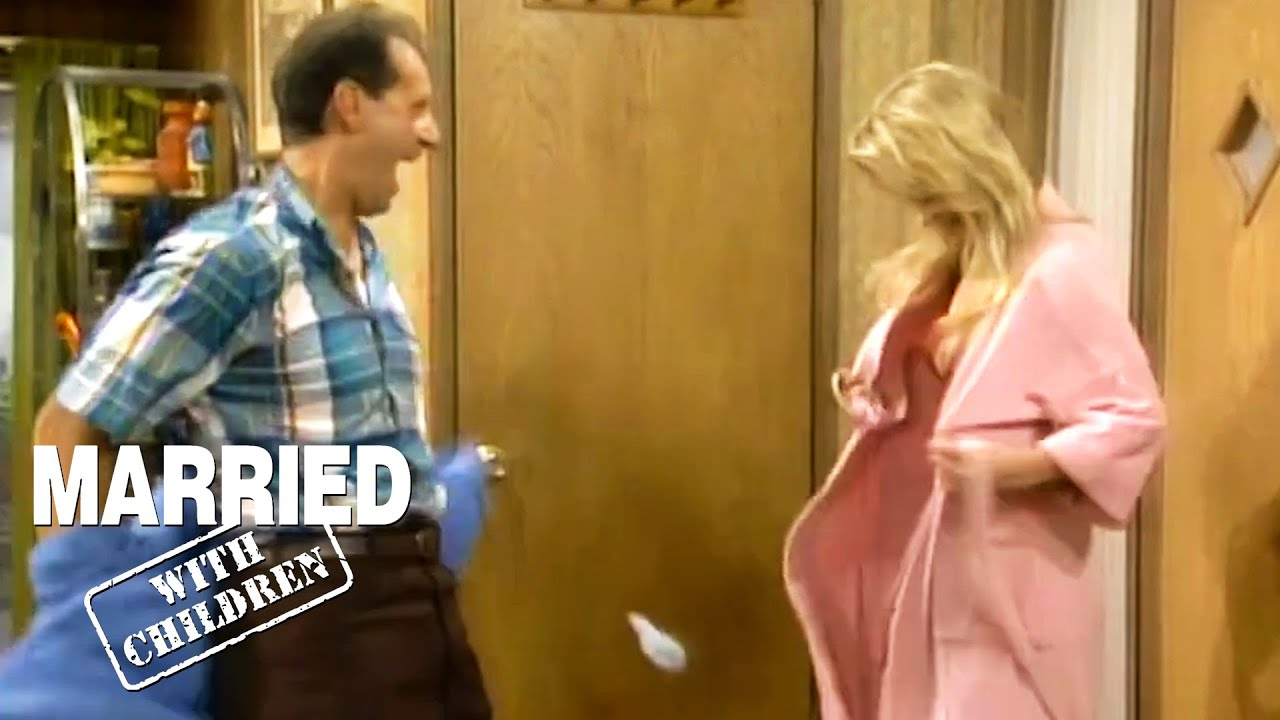Download Kelly And Al Are Faking It! | Married With Children