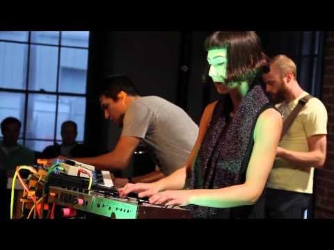 The Octopus Project - Full Concert - 10/21/10 - Wolfgang's Vault (OFFICIAL)
