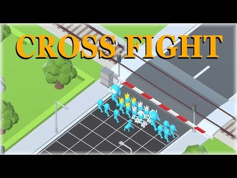CROSS FIGHT (Android Gameplay)