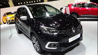 2018 Renault Captur - Exterior and Interior - Auto Show Brussels 2018