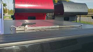Torklift International Frame Mount Truck Camper Tie Downs