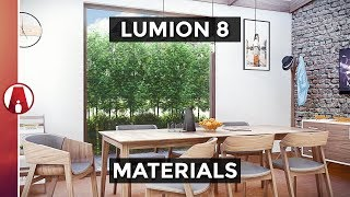 Lumion Materials Tips and Tricks | Lumion for Sketchup