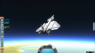 My Spaceplane Sub-orbital record flight