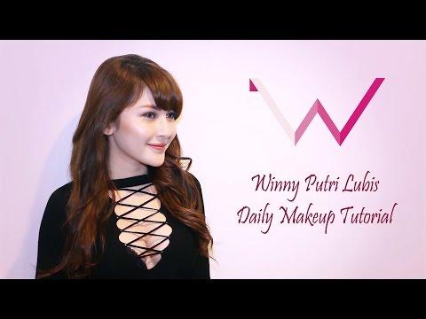 Winny Putri Lubis - Daily Makeup Tutorial