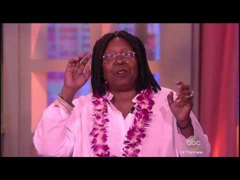 Whoopi Goldberg Talks About New Book 'If Someone Says 'You Complete Me,' Run!' On 'The View'