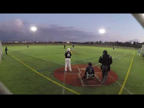 Kali Baseball 13U 2018 vs Bomber Blue 13U (Kentfield, Ca.) Championship game 2/19/2018