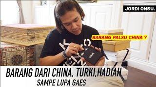 SAMPAI JAKARTA ! UNBOXING PAKET YANG DATANG SELAMA AKU DI BALI | #JRD