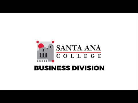 Santa Ana College | Business Division