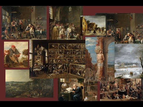 The complete Works of David Teniers the Younger