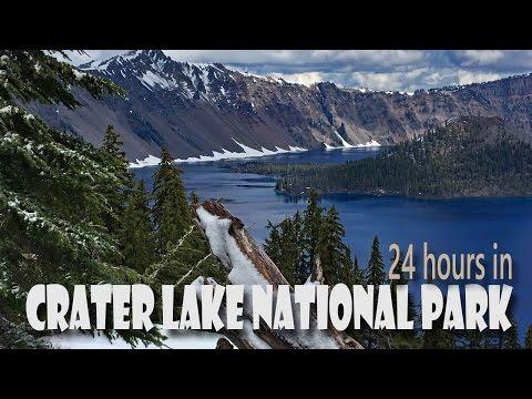 24 Hours in Oregon