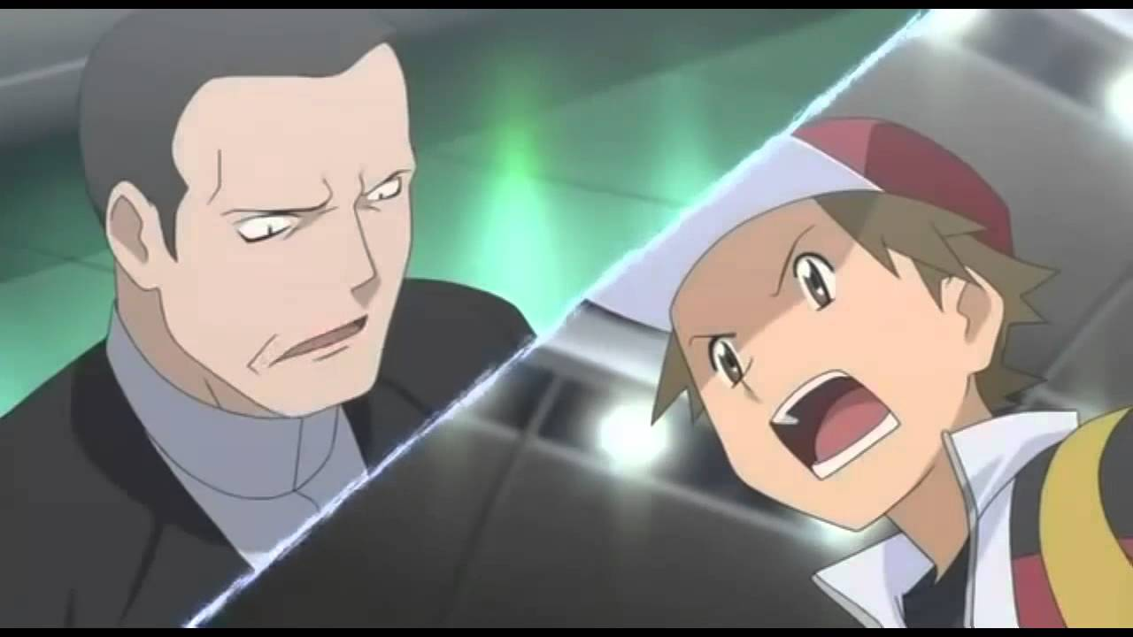 Pokemon ash vs giovanni episode-4645