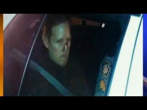 New image of accused cop killer in custody