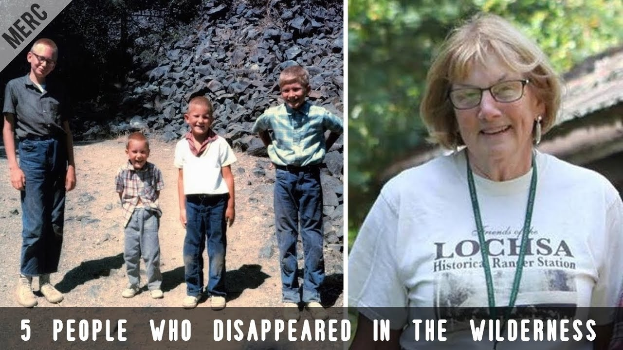 5 People Who Mysteriously Disappeared In The Wilderness | Part 2