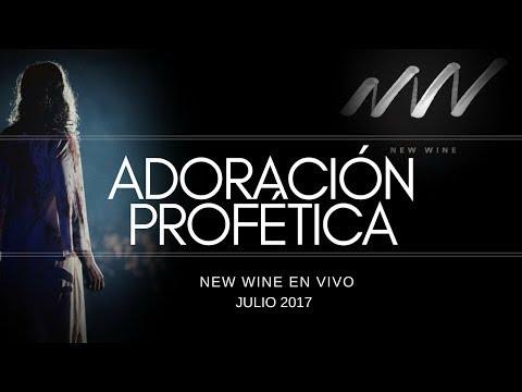 ADORACIÓN PROFÉTICA NEW WINE - YouTube | 480 x 360 jpeg 22kB