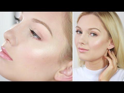 Makijaż Rozświetlający Na Lato Gosh Lumi Drops Youtube