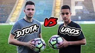 2 TOUCH CHALLENGE w/ Uroš Lazarević