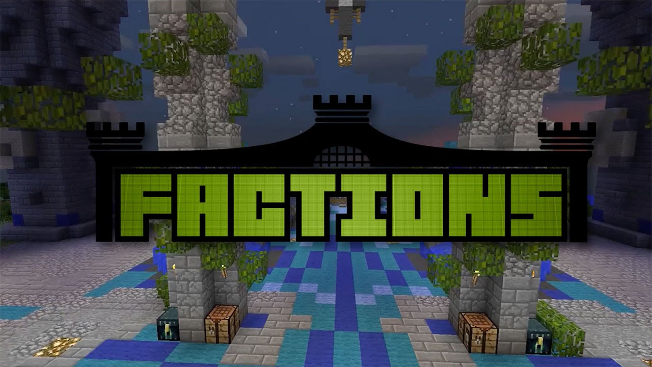 Start A Factions Server In Minecraft Factions Hosting