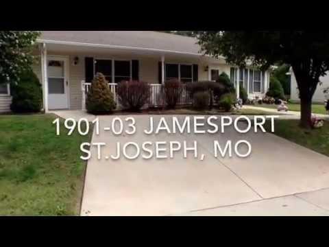 Jamesport Duplexes, St. Joseph, MO