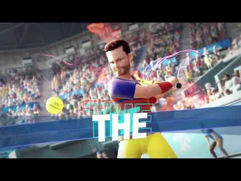 Olympic Games Tokyo 2020 - The Official Video Game - Video