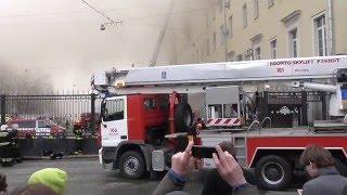 Командует пожаром  генерал армии Валерий Герасимов!!!