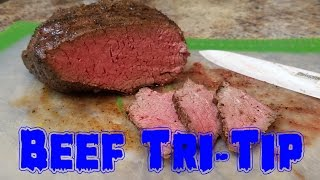 Tri Tip on the Nexgrill Deluxe | Pigskin Barbeque