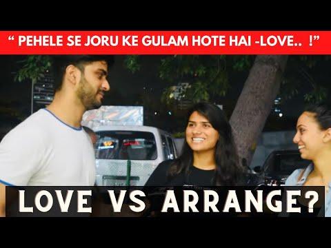 Love Marriage V/S Arrange Marriage | Public Hai Ye Sab Janti Hai | JM#JEHERANIUM