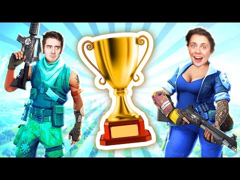 WE ACTUALLY WON!? (The Pals play FORTNITE)