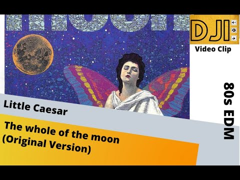 Little Caesar- The whole of the moon (by dj iran)