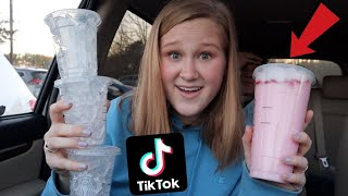 Download Testing VIRAL TikTok Life Hacks  *THEY ACTUALLY WORK* Mp3 and Videos