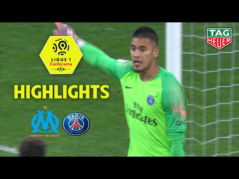 Olympique de Marseille - Paris Saint-Germain ( 0-2 ) - Highlights - (OM - PARIS) / 2018-19