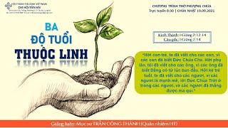 HTTL TÂN AN - Chương trình thờ phượng Chúa - 19/09/2021