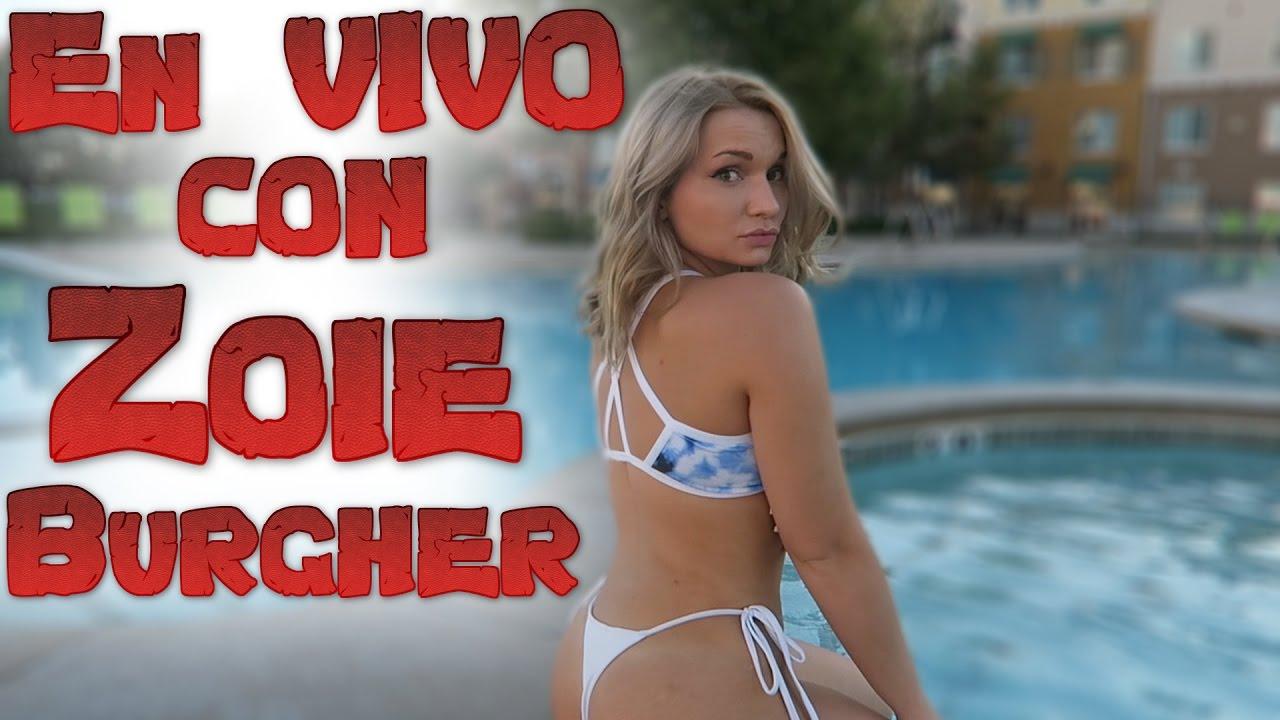 Download En VIVO con ZOIE BURGHER (HotSpanish)