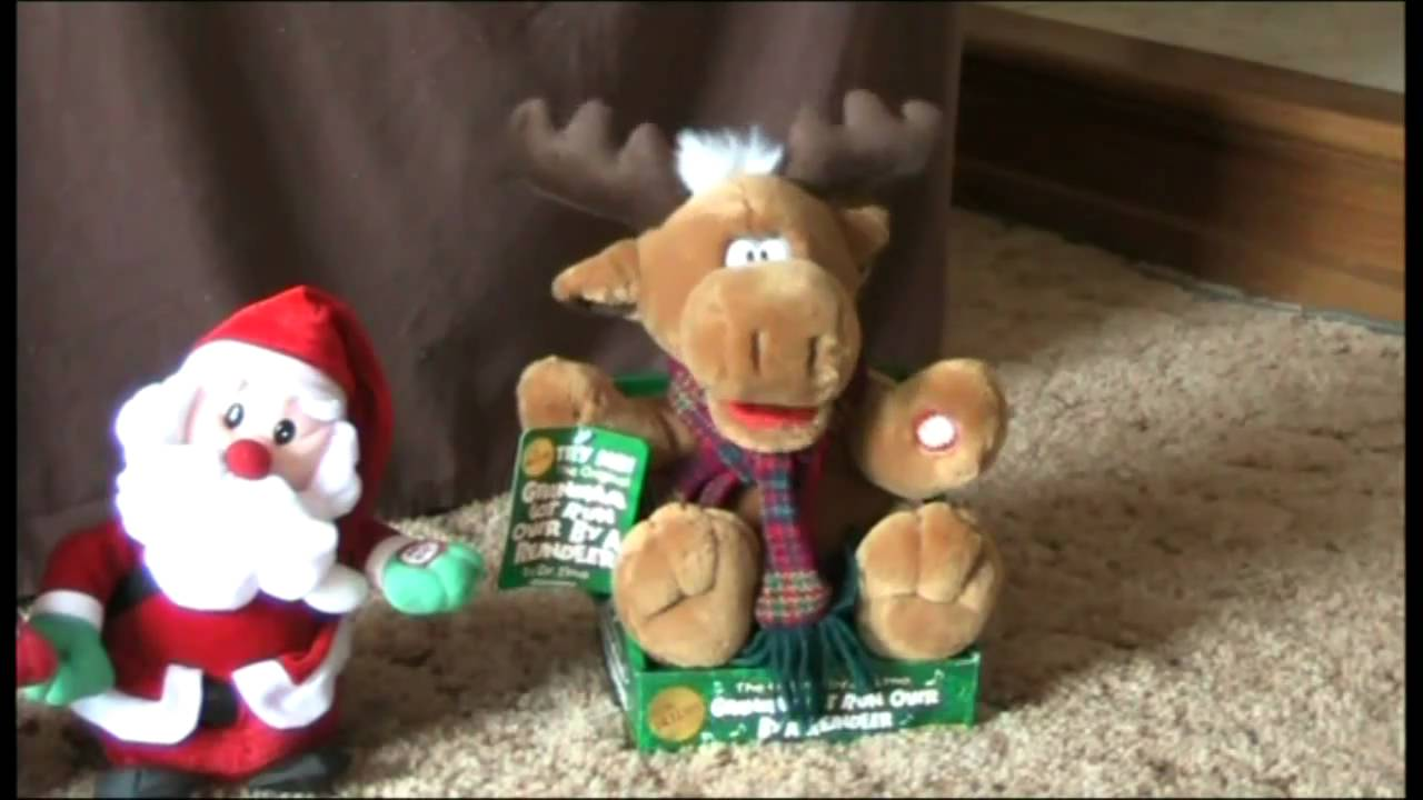 A Christmas Toy Song Youtube